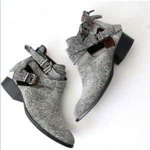JEFFREY CAMPBELL Everly Cutout Bootie